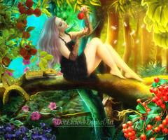 Paradise by doclicio