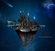Space city by doclicio