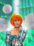 Cyber girl by doclicio