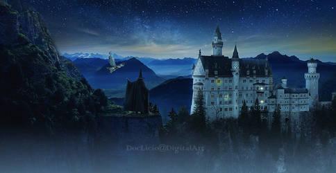 Castle by doclicio