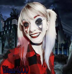 Harley Quinn by Vitani4000