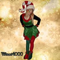 Santa's little helper by Vitani4000