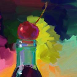 Cherry by ilisina