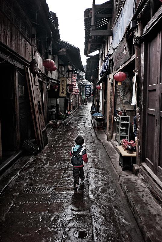 Zhong Shan - Main Street by avotius