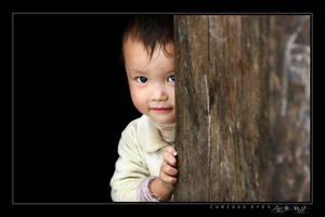Curious Eyes by avotius
