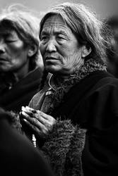 A Prayer for Her Spirit by avotius