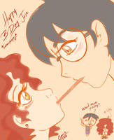.:B-Day Gift:. Pocky by cArDoNaNaVaS