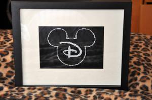 Disney Cross Stitch by VickitoriaEmbroidery