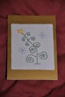 Christmas Tree by VickitoriaEmbroidery