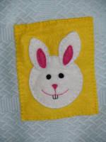 Rabbit by VickitoriaEmbroidery
