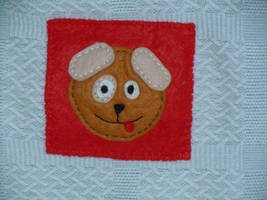 Dog by VickitoriaEmbroidery