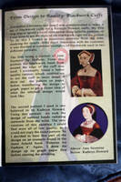 Blackwork Article pg. 1 by VickitoriaEmbroidery