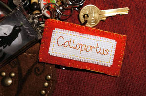 Colloportus 2 by VickitoriaEmbroidery