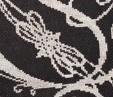 Opeth Logo Cross Stitch 2 by VickitoriaEmbroidery