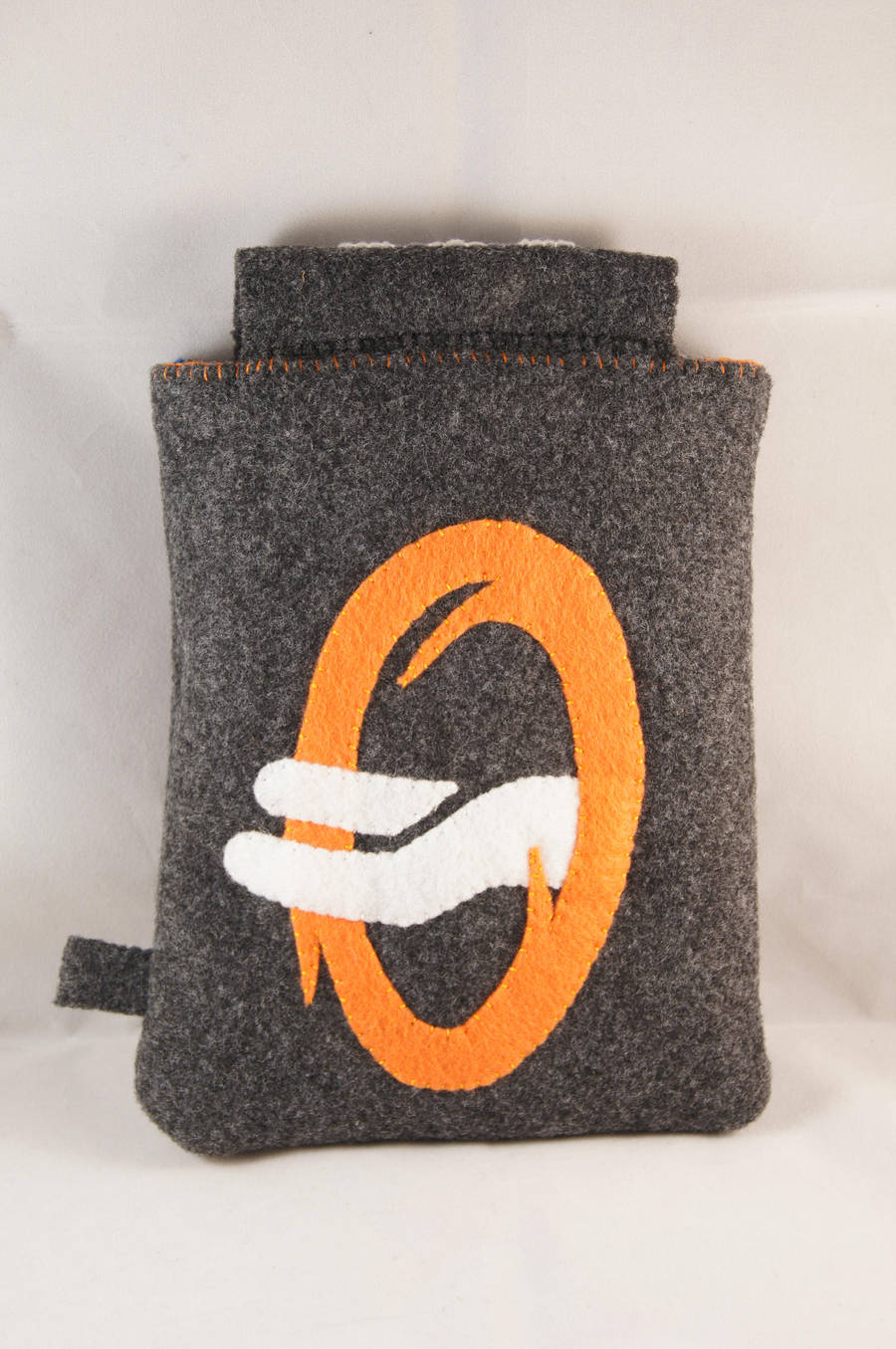 Portal Tablet Case 2 by VickitoriaEmbroidery