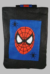 Spiderman Case by VickitoriaEmbroidery