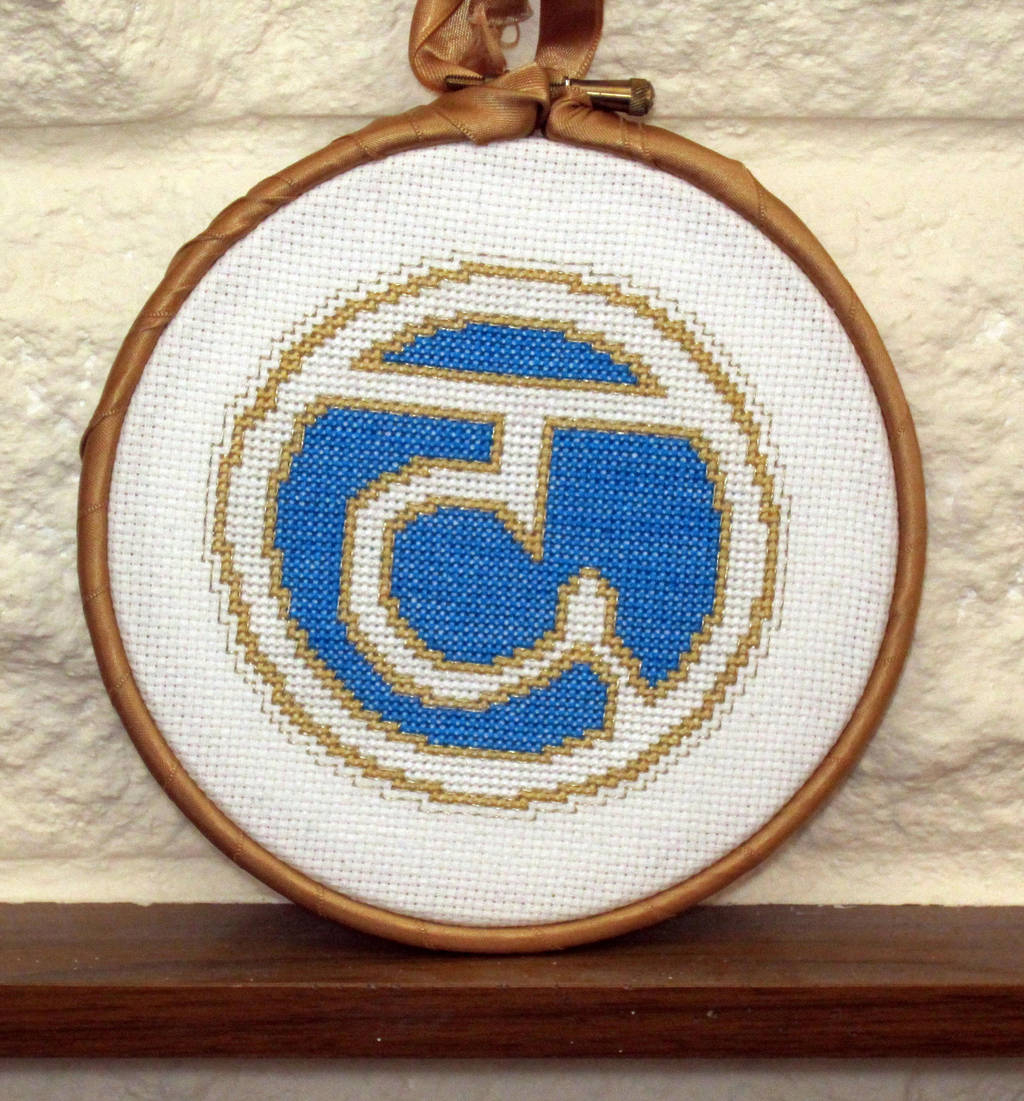 Untitled by VickitoriaEmbroidery