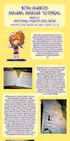 Manga Tutorial : Part 2 by Kita-Angel