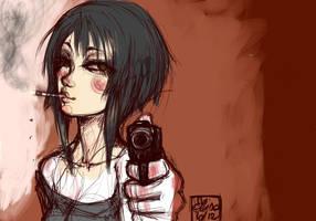 I Shoot you by Ka-ou