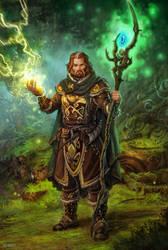 Druid by dleoblack
