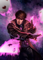 Gambit by dleoblack