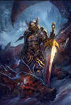 Dragon Slayer (updated) by dleoblack