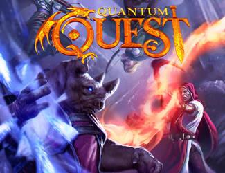 Quantum Quest by dleoblack