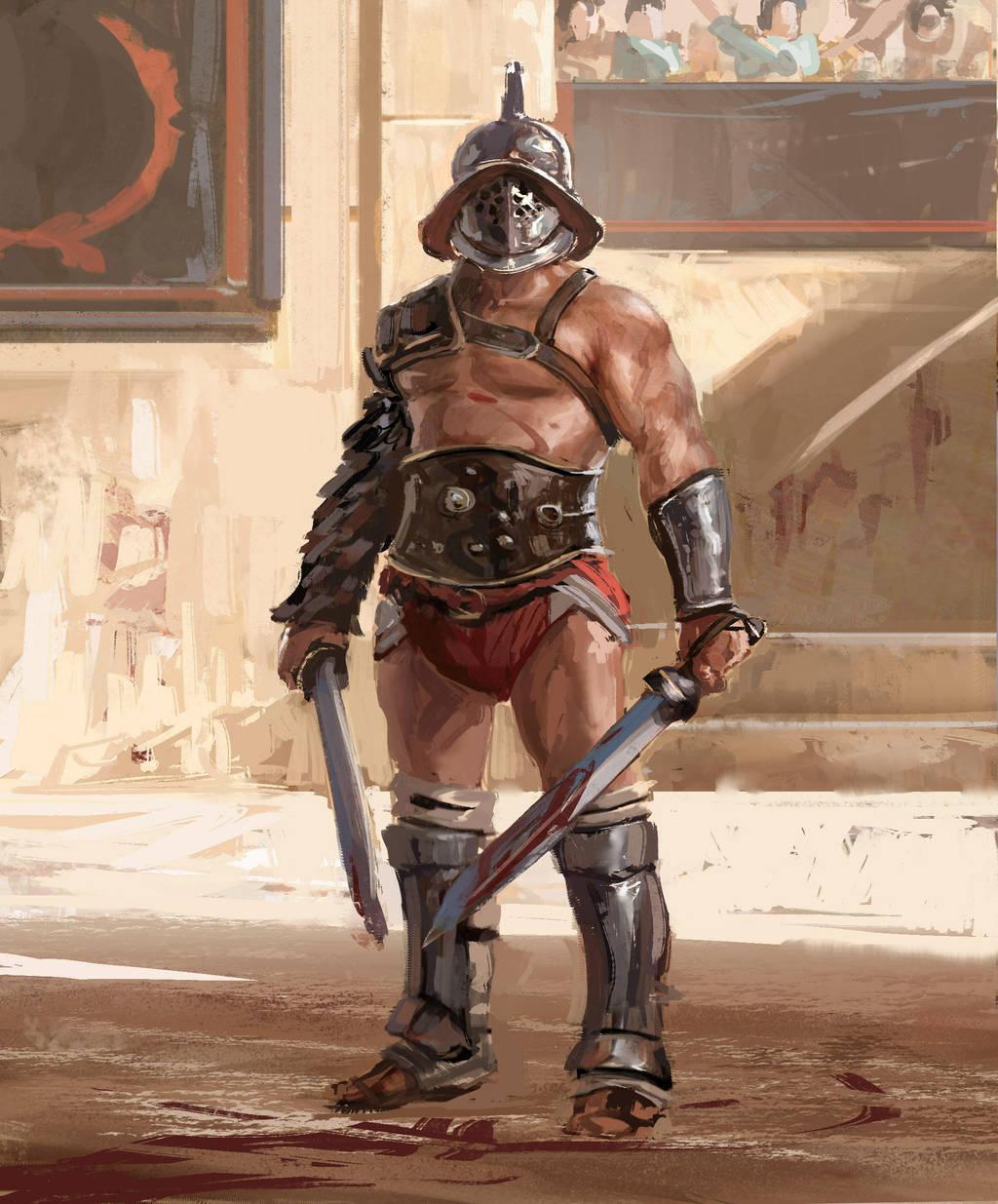 Gladiator by dleoblack