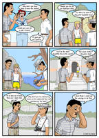 Fairy in the Sun page 3 by SakkeM