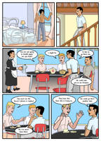 The Fairy in the Sun page 6 by SakkeM