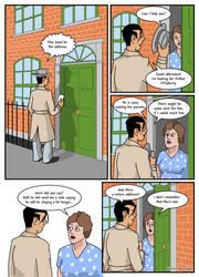 The Missing Model page 003 by SakkeM
