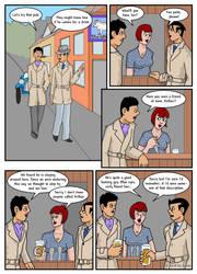 The Missing Model page 6 by SakkeM