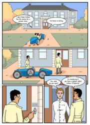 The Missing Model page 8 by SakkeM