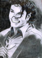 The King of Pop by missmuffin90