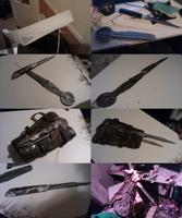 Hidden Blade 2.0 by Trujin