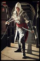 AC 4 - Edward Kenway - Ready the swords. by Trujin