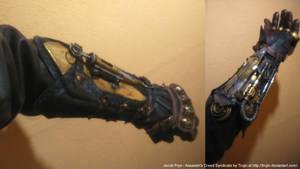 Jacob Frye's Gauntlet by Trujin