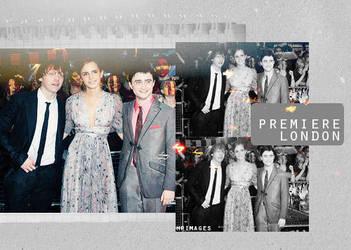 London Premiere by nikoopotter
