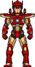 Iron Man (By Taresh) by RexCahar
