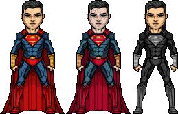 Kal El, The Man of Steel. Superman.(Custom Design) by RexCahar