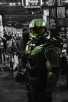 Master Chief (RI Comic Con Cosplay) by H-R-Germaine