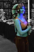 Twi'lek (RI Comic Con Cosplay) by H-R-Germaine