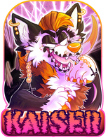 Kaiser badge by SHOUTMILO