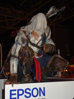 Connor Kenway @ FirstLook 2012 by BunnyByoux