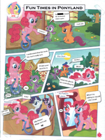 Funtimes in Ponyland 1 (pg. 1) by LimeyLassen