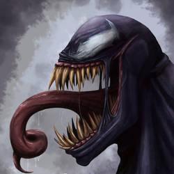 Venom (Final Color Version) by Dee-Pathirana