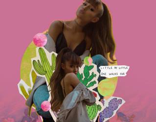 More Plants |Ariana Grande by WingsToButterfly