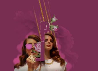 Honeymoon | Lana Del Rey by WingsToButterfly