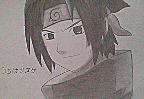 Uchiha Sasuke by Daphne-Swiftx13