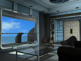 Future Apartment 01 by maz1701